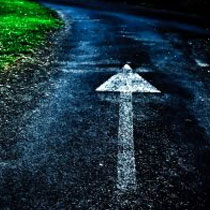 road_arrow